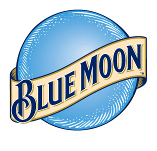 Blue Moon beer logo