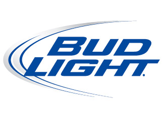 Bud Light beer logo
