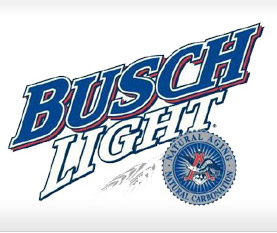 Busch Light beer logo