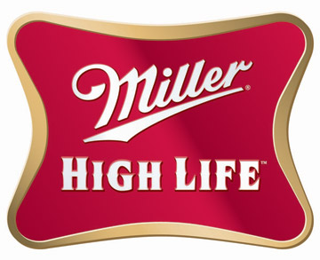 Miller High Life beer logo