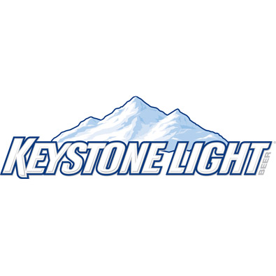 Keystone Light beer logo